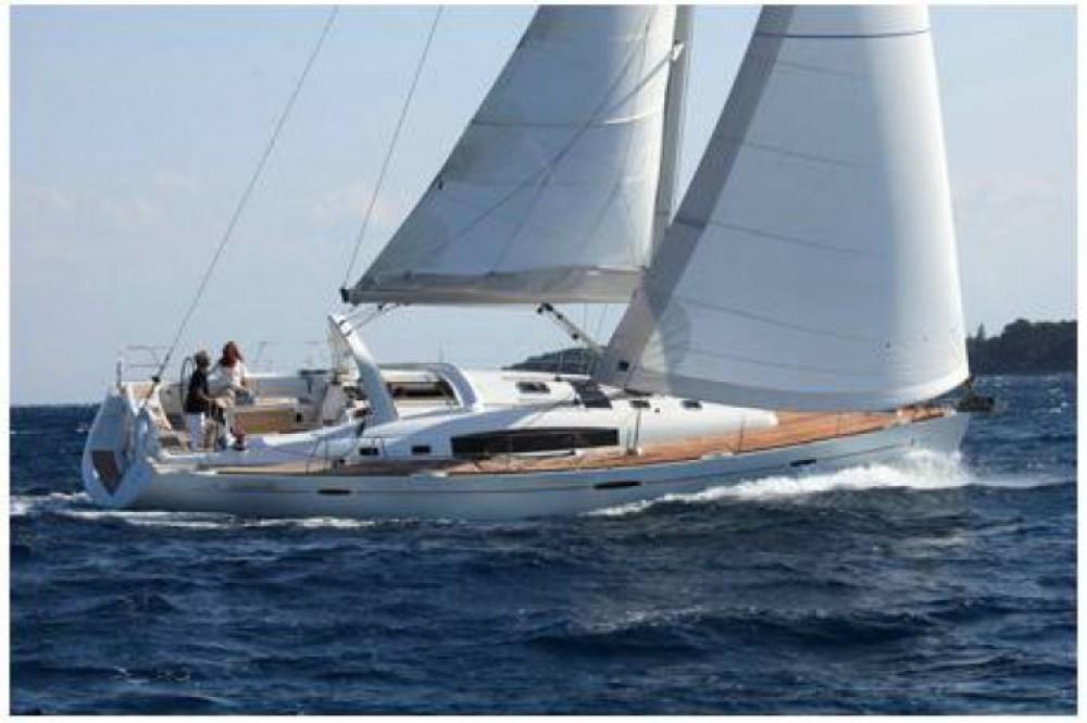 Rental Sailboat in  - Bénéteau Oceanis 50 Family