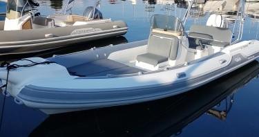 Location bateau Porto-Vecchio pas cher Touring 740