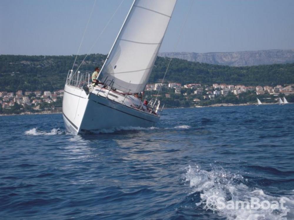 Alquiler Velero Comar-Yachts con título de navegación