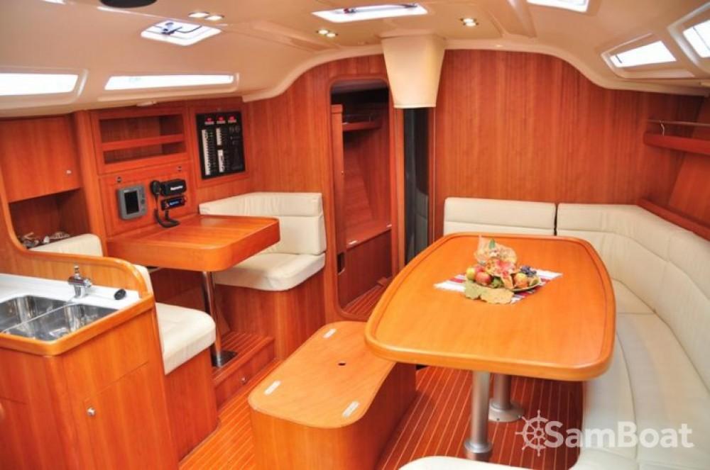 Alquiler de barcos Split barato de Comet 45s