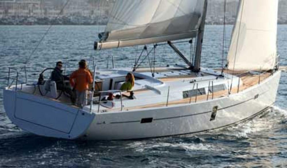 Boat rental  cheap Hanse 445