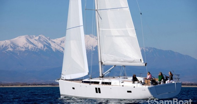 Louez un Hanse Hanse 495 à Split