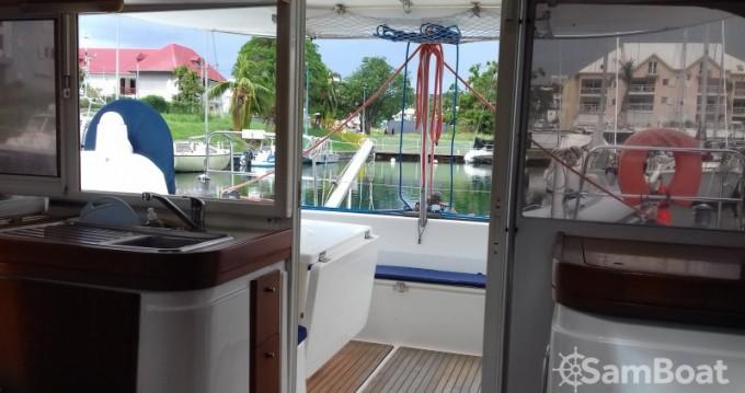 Location bateau Nautitech Nautitech 40 à Saint-Charles sur Samboat