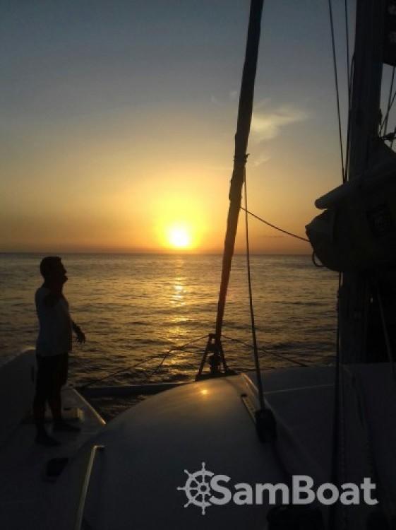 Alquiler Catamarán en San Antonio Abad - Lagoon Lagoon 380 S2