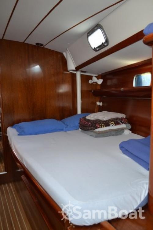 Boat rental Ajaccio cheap Beneteau 50