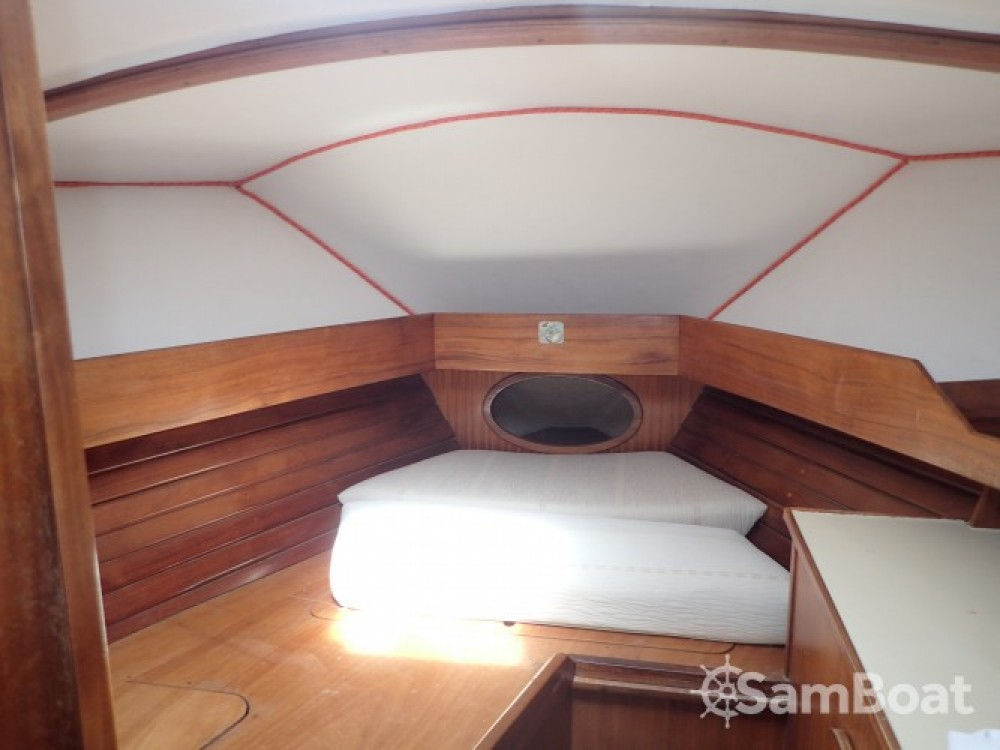 Location bateau Kirie Fifty 40 à Venise sur Samboat