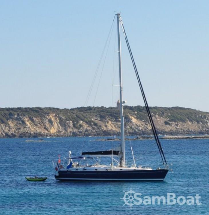 Noleggio barche Bénéteau Beneteau 50 Lakkíon su Samboat