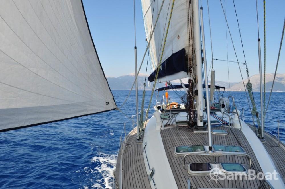 noleggio Barca a vela Lakkíon - Bénéteau Beneteau 50