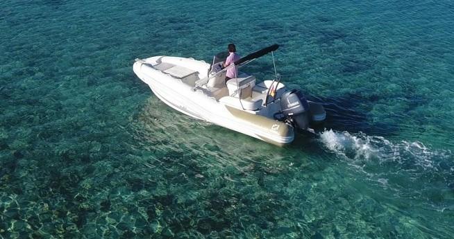 Location yacht à Ibiza (Ville) - Zodiac N-ZO 600 sur SamBoat