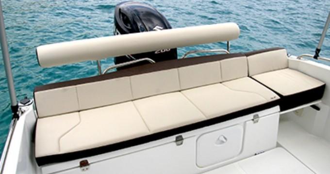 Location bateau Ibiza (Ville) pas cher Flyer 6.6