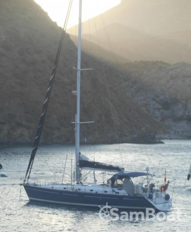 Noleggio Barca a vela con o senza skipper Bénéteau Lakkíon