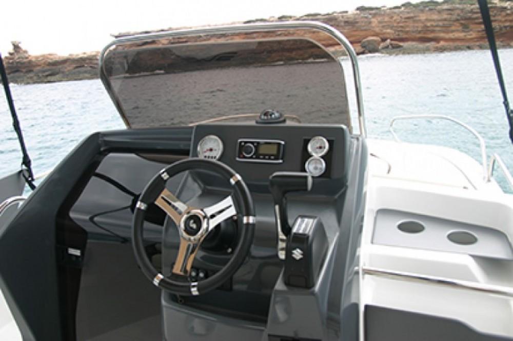 Alquiler de barcos Marina Botafoch barato de Flyer 6.6
