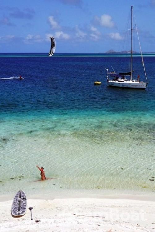 Boat rental Federal Dependencies cheap Oceanis 430