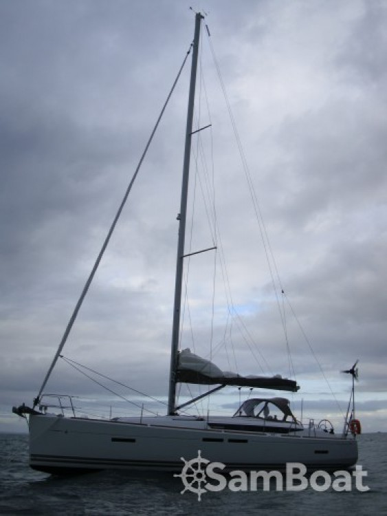 Alquiler de barcos Jeanneau Sun Odyssey 409 enLa Trinité-sur-Mer en Samboat