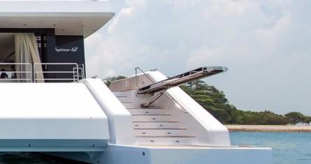Louer Yacht avec ou sans skipper Sunreef à Road Town