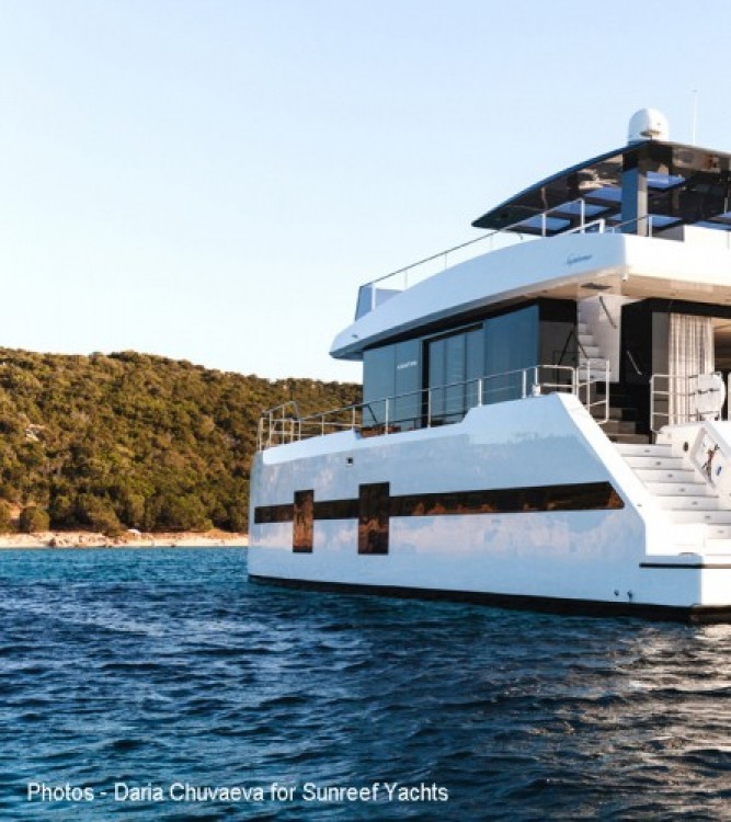 Rental yacht Road Town - Sunreef 20.73 metres (68') on SamBoat