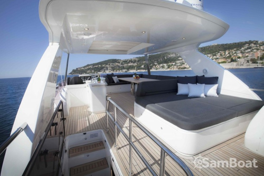 Hire Yacht with or without skipper Princess Antibes