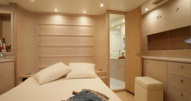 Louer Yacht avec ou sans skipper Gianetti à Cannes