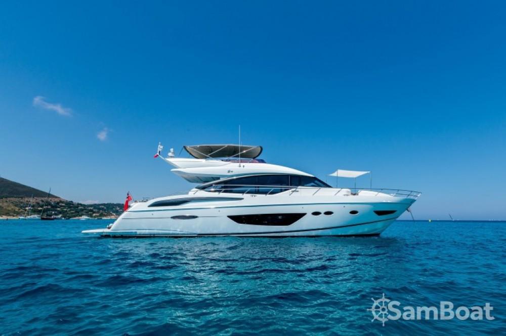 "Rental yacht Saint-Tropez - Princess 22.60 metres (74' 2"") on SamBoat"