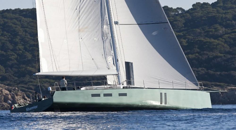 """Alquiler de yate Antibes - Maxi-Dolphin 22.40 metres (73' 6"""") en SamBoat"""
