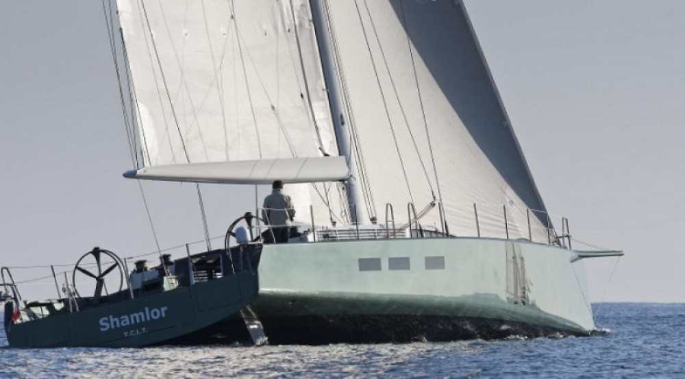 "Alquiler Velero en Antibes - Maxi-Dolphin 22.40 metres (73' 6"")"