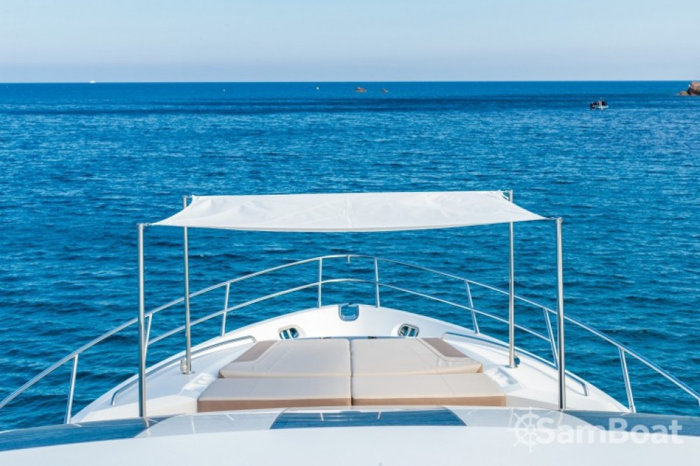 Hire Yacht with or without skipper Princess Saint-Tropez