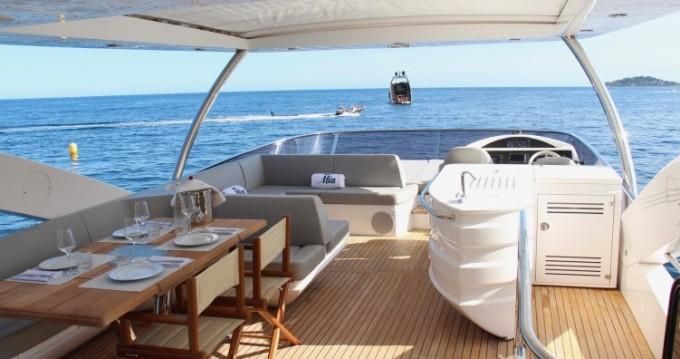 Louer Yacht avec ou sans skipper Sunseeker à Beaulieu-sur-Mer