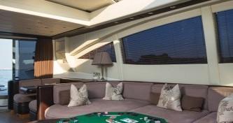"Location Yacht à Cannes - Mangusta 28.06 metres (92' 1"")"