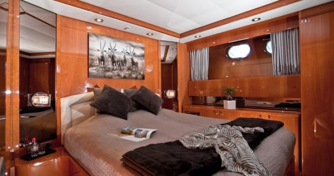 "Location yacht à Antibes - San Lorenzo 23.60 metres (77' 5"") sur SamBoat"
