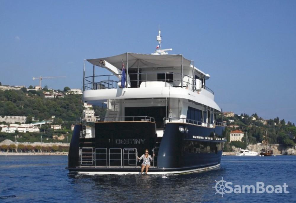 "Rental Yacht in Naples - Fifth-Ocean-Yachts 23.90 metres (78' 5"")"