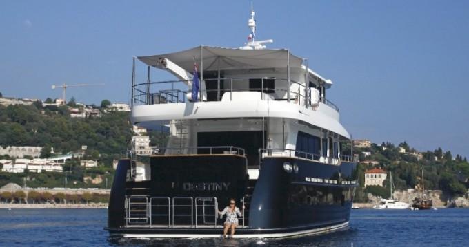 """Location bateau Fifth-Ocean-Yachts 23.90 metres (78' 5"""") à Naples sur Samboat"""