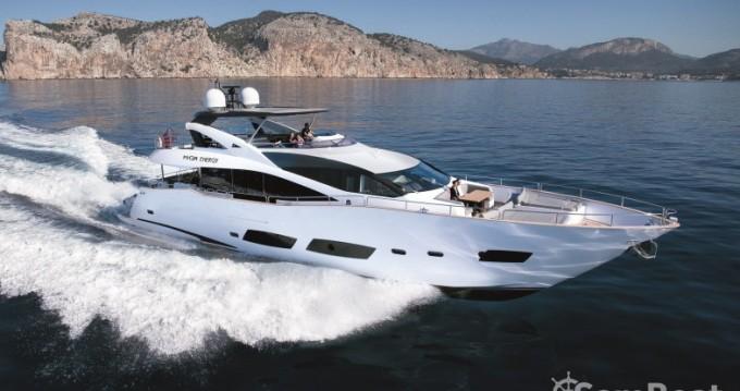 """Location yacht à Saint-Tropez - Sunseeker 28.15 metres (92' 4"""") sur SamBoat"""