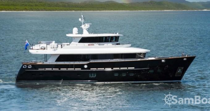 Location Yacht Fifth-Ocean-Yachts avec permis