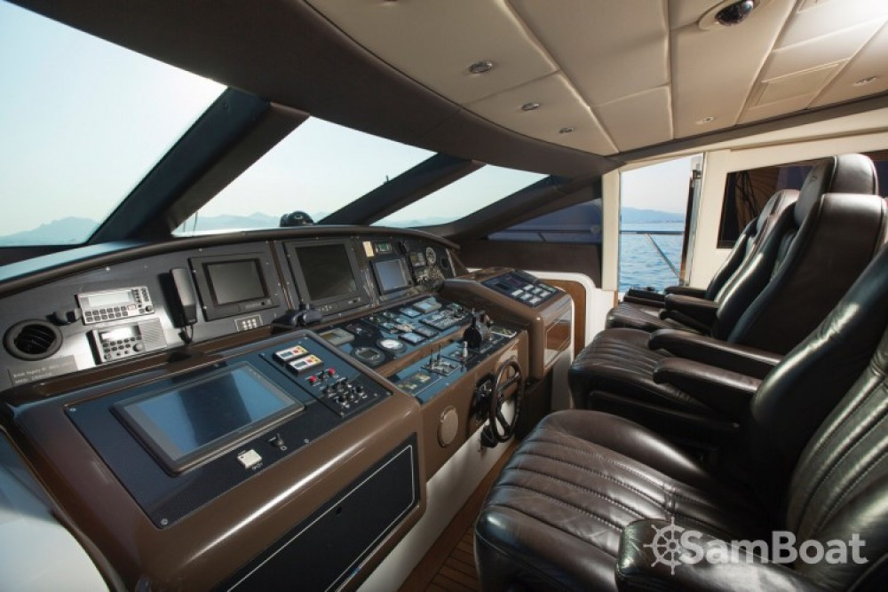 "Rental Yacht in Cannes - Mangusta 28.06 metres (92' 1"")"
