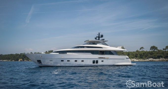 "Location Yacht à Antibes - San Lorenzo 29.10 metres (95' 6"")"