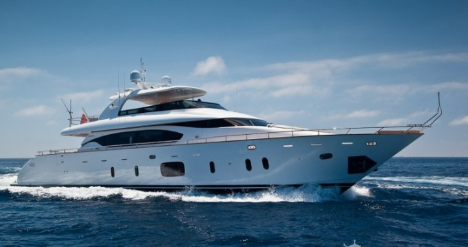 """Location Yacht à Cannes - Maiora 28.70 metres (94' 2"""")"""