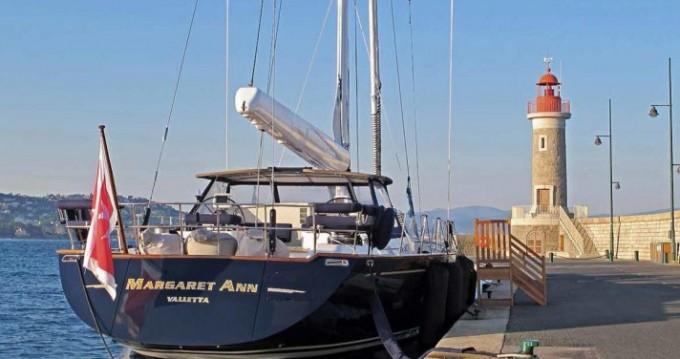 """Location bateau Pendennis 29.15 metres (95' 8"""") à Antibes sur Samboat"""