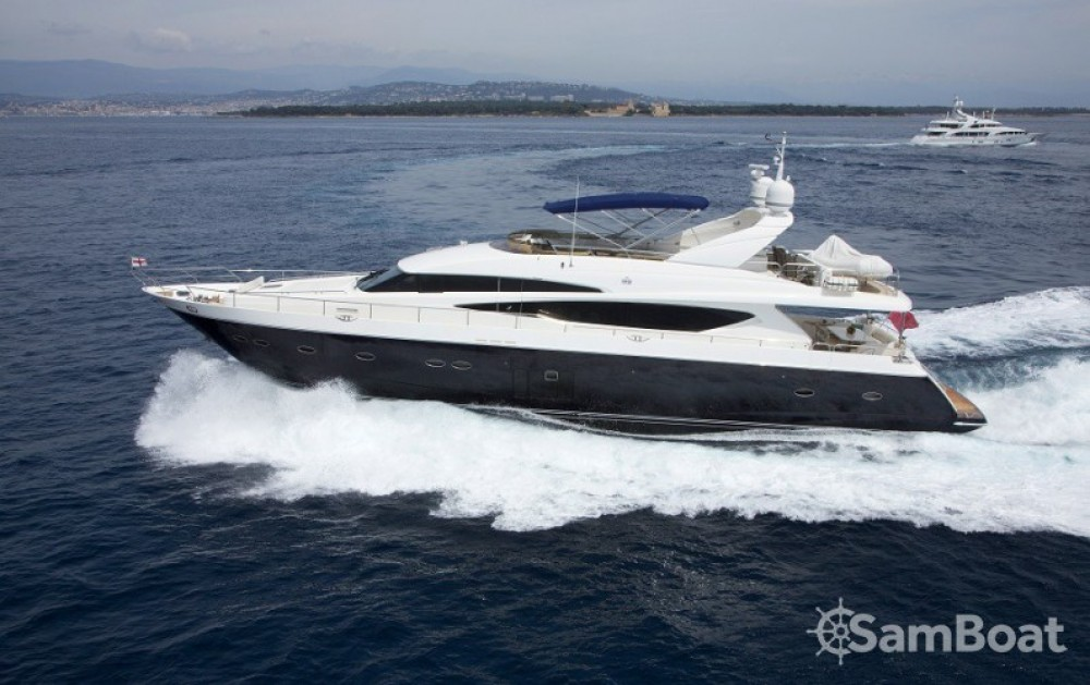 """Alquiler de barcos Antibes barato de 29.40 metres (96' 5"""")"""