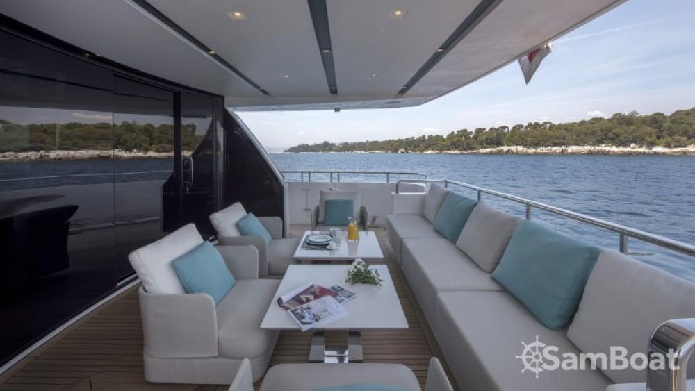 "Alquiler de yate Antibes - San Lorenzo 29.10 metres (95' 6"") en SamBoat"