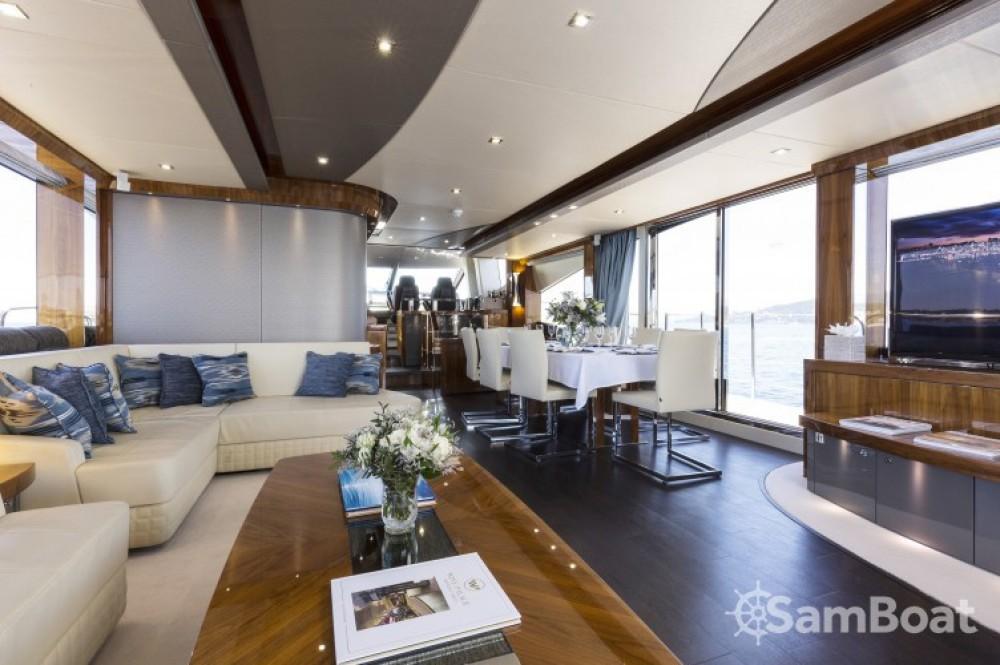 """Boat rental Saint-Tropez cheap 28.15 metres (92' 4"""")"""