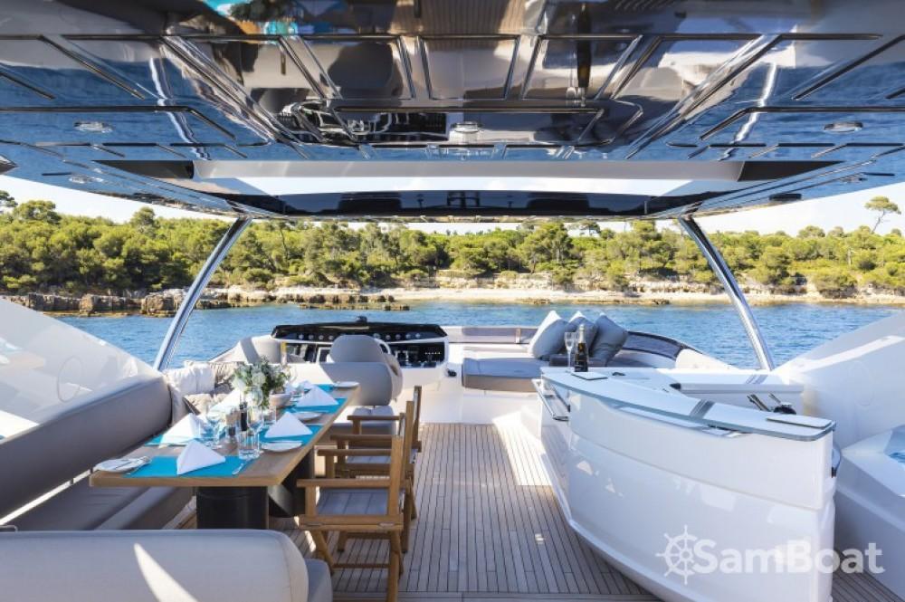 Yates para alquilar Saint-Tropez al mejor precio