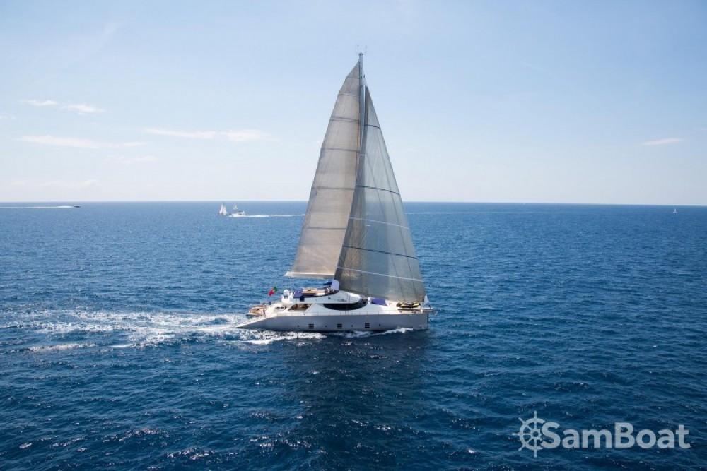 Location Catamaran Olivier-Racoupeau avec permis