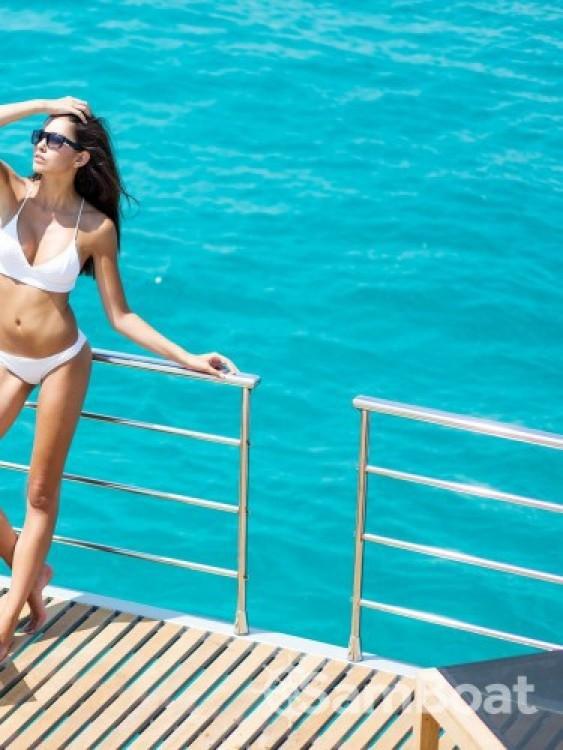 Catamaran à louer à Monaco au meilleur prix