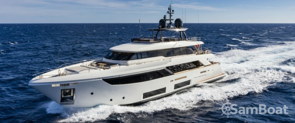 "Location yacht à Golfe-Juan - Ferretti 33.00 metres (108' 3"") sur SamBoat"