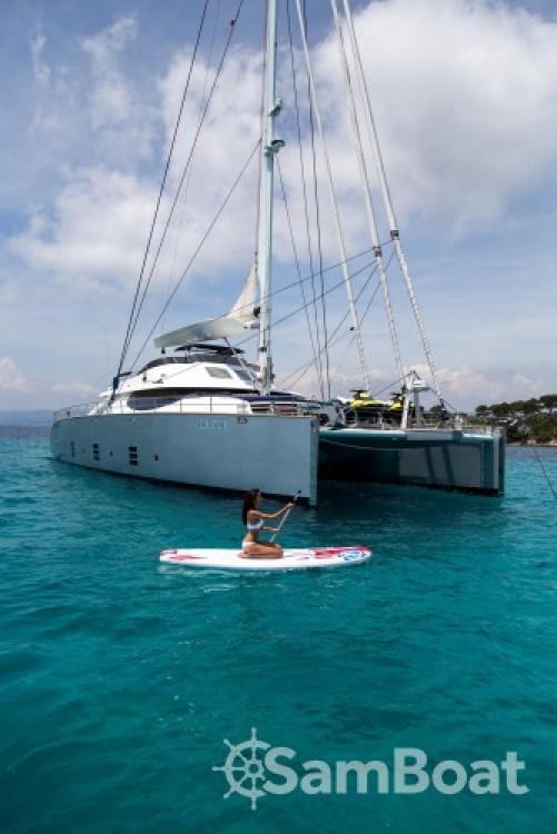 Louer Catamaran avec ou sans skipper Olivier-Racoupeau à Monaco