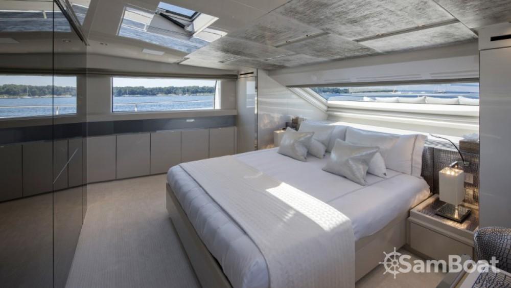 Alquiler Yates San Lorenzo con título de navegación