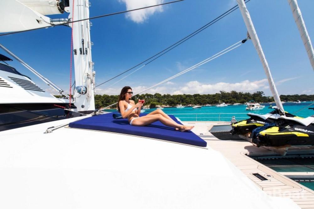 "Location Catamaran à Monaco - Olivier-Racoupeau 31.00 metres (101' 8"")"