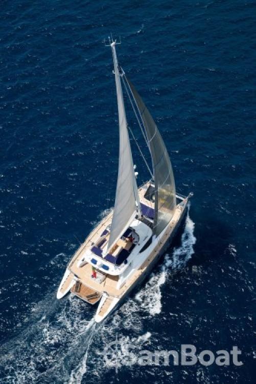 """Location bateau Olivier-Racoupeau 31.00 metres (101' 8"""") à Monaco sur Samboat"""