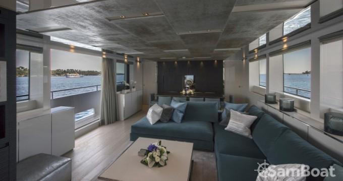 Location Yacht San Lorenzo avec permis