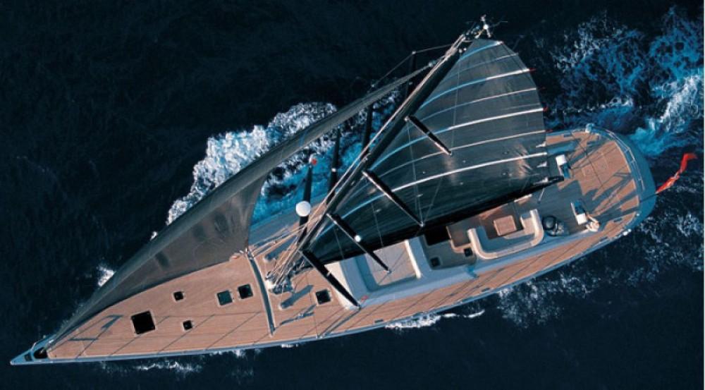 """Alquiler de yate Mónaco - German-Frers 30.45 metres (99' 11"""") en SamBoat"""